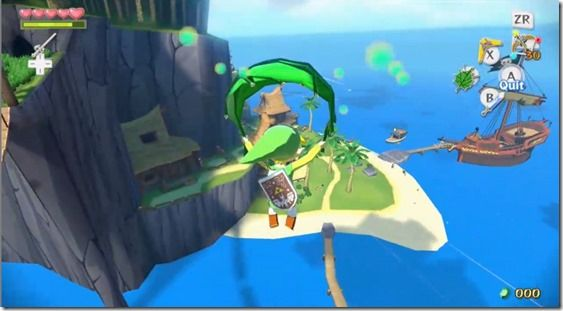 The Legend of Zelda - The Wind Waker HD : prix et difficulté
